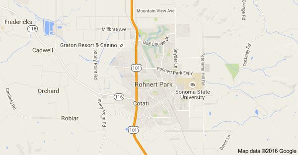 rohnert-park-map – Northern California Bluegrass Society