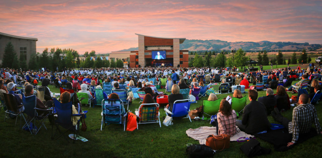 2019 Sonoma State University Bluegrass Festival To Be Held